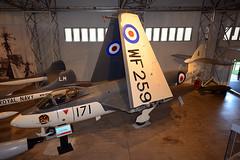 Photo of Hawker Sea Hawk F2 WF259 A-171 804 Sqn FAA
