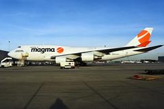 TF-AMN (MAGMA Aviation) (Steelhead 2010) Tags: magmaaviation airatlantaicelandic boeing b747 b747400 b747400f cargo freighter yyz tfreg tfamn