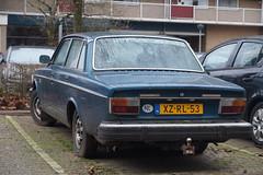 1973 Volvo 144 GL (NielsdeWit) Tags: nielsdewit car vehicle carspot xzrl53 arnhem volvo 144 gl grand luxe 1973