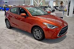 2020 New England International Auto Show in Boston (mike01905) Tags: 2020 newengland international autoshow toyota yaris