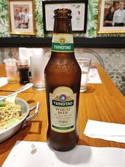 Tsingtao Wheat Beer (ronrag) Tags: tsingtao beer one7t