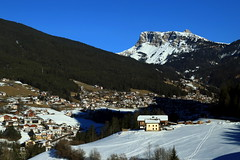 Winter in Val Gardena (annalisabianchetti) Tags: mountains montagne dolomites dolomiti trentinoaltoadige italy travel paesaggio landscape beautiful winter inverno snow neve