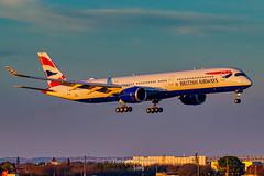 F-WZGP // G-XWBE BRITISH AIRWAYS AIRBUS A350-1041 msn 386 (Florent Péraudeau) Tags: fwzgp gxwbe british airways airbus a3501041 msn 386