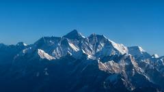 Everest 8848 mt (M-Gianca) Tags: mountain everest sony nepal viaggi travel landscape paesaggi