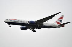 G-YMMA LHR (airlines470) Tags: msn 30302 ln 242 b777236er 777 777200er british airways lhr airport gymma