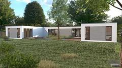 Green Prefab Homes For Sale | Mekamodular.com (mekamodularr) Tags: green prefab homes for sale