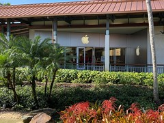 Apple Store The Falls (Phillip Pessar) Tags: apple store the falls mall shopping center open air lifestyle miami