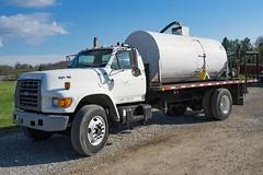 Ford F-Series (Michaels Fahrzeugarchiv) Tags: ford lkw truck fahrzeug tankwagen tankwagon fseries