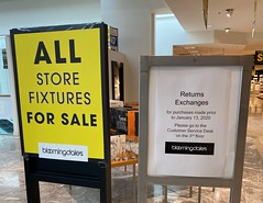 Bloomingdales Store Closing Sale The Falls (Phillip Pessar) Tags: bloomingdales luxury department store the falls closing mall shopping center open air lifestyle miami