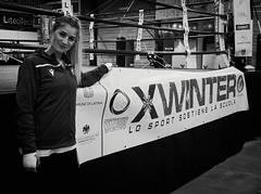 7843 - XWinter (Diego Rosato) Tags: xwinter ring beatrice boxer pugile boxe boxing pugilato boxelatina bianconero blackwhite fuji x30 rawtherapee