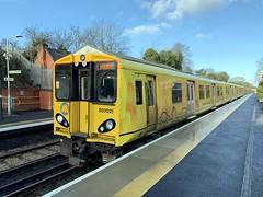 Photo of Merseyrail 507 021 @Bromborough