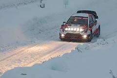 Kalle Rovanperä, Toyota Yaris WRC (Vikuri) Tags: suomi rovaniemi rally arctic rallism winter snow finland january 18th r wrc motorsport rallycar ralli ral 2020 wrc2 toyota yaris gazooracing yariswrc kalle rovanperä