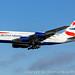 British Airways, G-XLEA