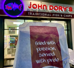 Got the chips (John D McDonald) Tags: flickrfriday yourculture geotagged n down northernireland ulster countydown night dark fastfood takeaway chipper afterdark fishandchips newtownards carryout ards fishandchipshop johndorys chips chippy chipshop chippie iphone appleiphone appleiphonexr iphonexr ni kultur culture cultura cultural cultuur cultureel culturel culturale culturelle kulturell kulturel tucultura kulturalny kulttuurinen votreculture suacultura dinkultur jouwcultuur ihrekultur latuacultura twojakultura nationaldish