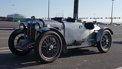 MG (Erik@EWR) Tags: car mg classic historic stance dunkirk dfds