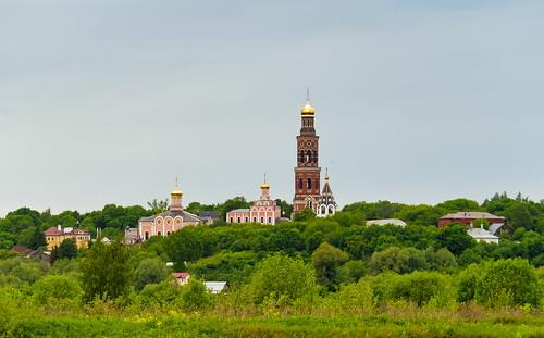 Poshchupovo Monastery ©  Alexxx Malev