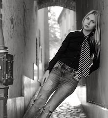 Eve ... FP7267M2 (attila.stefan) Tags: evelin eve sikátor girl győr gyor 2019 2875mm ősz autumn fall stefán stefan attila aspherical pentax portrait portré k50
