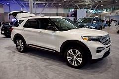 2020 New England International Auto Show in Boston (mike01905) Tags: 2020 ford explorer newengland international autoshow