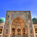 Bukhara UZ - Mir-Arab-Madrasa 05