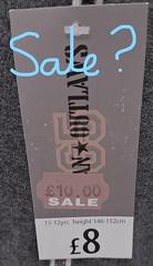 Really?!?! (Erik@EWR) Tags: sign sale wolverhampton