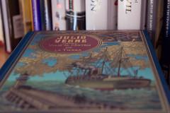 """""""Voyage au centre de la Terre"""" (Miguel Ángel Prieto Ciudad) Tags: book closeup verne library adventure sonyalpha alpha3000 abstract"""