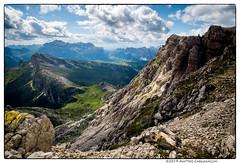 Lagazuoi (Teone!) Tags: cortina dolomiti italy landscape italia unesco dolomites veneto wild sky mountains nature clouds nuvole cielo montagna paesaggio