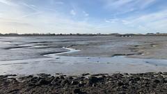 Langstone Harbour (motoko_69) Tags: wetlands seaside uk portsmouth shotoniphone iphonexr iphone