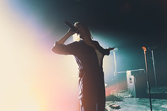 _DSC4126 (Sandy North) Tags: riga latvia vina tujauzinikur concert concertphotography photo sony sonya7iii sonyalpha sandynorth zelma lights lighting rap hiphop singer girl