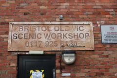 Bristol Old Vic theatre Sign (big_jeff_leo) Tags: bristol england somerset sign theatre iconic