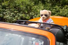MGF Teddy (mattbeee) Tags: littletotham mg mgf shaded shades shadesl shaes teddybear vehicleshow