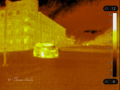 Thermal vision (Thomas Males) Tags: areas blue body camera cold coldperception coldness colored colors cool cooler diagnosis energy feeling feet female fingers health heat heatloss hot human image infra infrared monitoring naked red scan schematic sensation spectrum temperature temperaturevariation thermal thermogram thermographic thermography thermology thermovision vector warm warmth