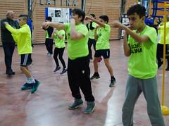 7740 - Jab (Diego Rosato) Tags: jab pugno punch little boxer piccolo pugile allenamento training insegnamento teaching maestro master boxe boxing pugilato boxelatina fuji x30 rawtherapee