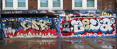 Graffiti in Amsterdam (wojofoto) Tags: amsterdam nederland netherland holland ndsm noord graffiti streetart wojofoto wolfgangjosten zeya