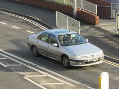 Peugeot 406 1.9 D (Andrew 2.8i) Tags: classics classic wales kingdom united streetspotting cars car street spotting carspotting french saloon sedan diesel 1900 19 19d d 406 peugeot