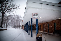 Do Not Block Circle Drive (Phil Roeder) Tags: desmoines iowa snow winter weather canon6d canonef24105mmf4lisusm