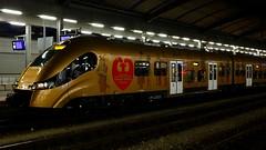 """Golden Train  """"Powstaniec Śląski"""" (marcin.mz) Tags: transit trainstation silesia śląsk stacja poland powstania golden"""