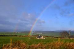 (Zak355) Tags: rothesay isleofbute bute scotland scottish rainbow weather