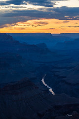 Colorado River (Fab Boone Photo) Tags: usa rock ssunset syunrise sunset sunrise jaune photo photography fab fabboone pattern red colors antelope canyon antelopecanyon up sky arizona page fabienboonephotograph fabienboonephotography narrow rouge national park nationalpark visitusa grandcanyon ajouter des tags fabien boone fabienboone fabienboonephoto fabboonephoto nature tree trees magic scenic landscapes outdoors no people scenics silhouette tranquil scene cloud landscape mountain beauty in outdoor lost explored nikonflickraward