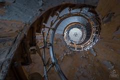 decay stairs (Dietmar Theile Fotografie) Tags: stairs dietmartheilefotografie architecture building architecturephotography staircase steps stairsandsteps räumefürträume treppenhaus treppenhausfreitag