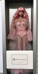 Make Me Blush Misaki MIB (kingkevin) Tags: makemeblush natalia frnippon nipponmisaki misaki boudoir fashionroyalty pink doll candy candycutie candycutey