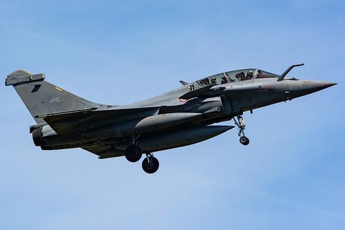 Armee de`l Air Dassault Rafale B 306 30-IB LFRJ NTM 2019