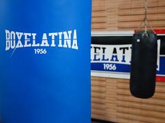 7666 - Boxing bag (Diego Rosato) Tags: boxing pugilato boxe boxelatina bag sacco fuji x30 rawtherapee