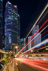 Hong Kong Dynamics (DanielKHC) Tags: hongkong china lippo tower night cityscape digital bending nikon d850 nikkor19mmtiltshift