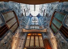 Casa Batlló (noel.lionel74) Tags: barcelone catalogne espagne gaudi spain barcelona house
