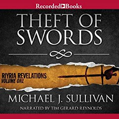 [AudioBook] Theft of Swords: Riyria Revelations, Volume 1 [Download: 8 Formats] (BookGuidePie) Tags: book books ebooks audiobook audiobooks