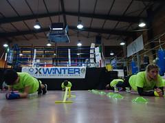 7914 - Plank (Diego Rosato) Tags: boxe boxing pugilato boxelatina fuji x30 rawtherapee training allenamento boxer pugile abdominal exercize esercizio addominale plank