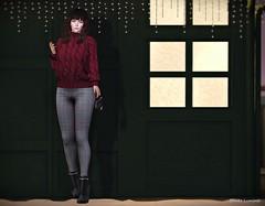 Winter Song (bonita_luminos) Tags: spicy furtacor designershowcase truth lelutka empowered foxcity