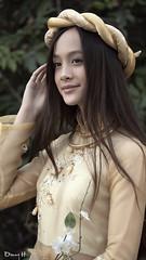 Vietnamese Fashion Model Ao dai Traditional Dress (Hai Tuoi) Tags: vietnamese fashion model ao dai traditional dress viet nam nhiep anh chun hinh