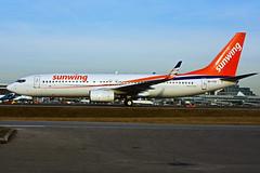 OK-TVX (Sunwing Airlines - Smartwings) (Steelhead 2010) Tags: sunwingairlines smartwings boeing b737 b737800 yyz okreg oktvx