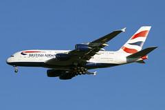 G-XLEE (JBoulin94) Tags: gxlee british airways airbus a380 washington dulles international airport iad kiad usa virginia va john boulin